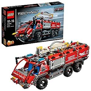 LEGO Technic 42068 Veicolo di Soccorso Aeroportuale 5702015869744 LEGO
