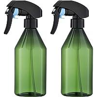 Toureal 300ml Vaporisateur Plastique (2 Pièces) Pulverisateur Vide, Flacon Spray, Brumisateur pour Plante, Cheveux…