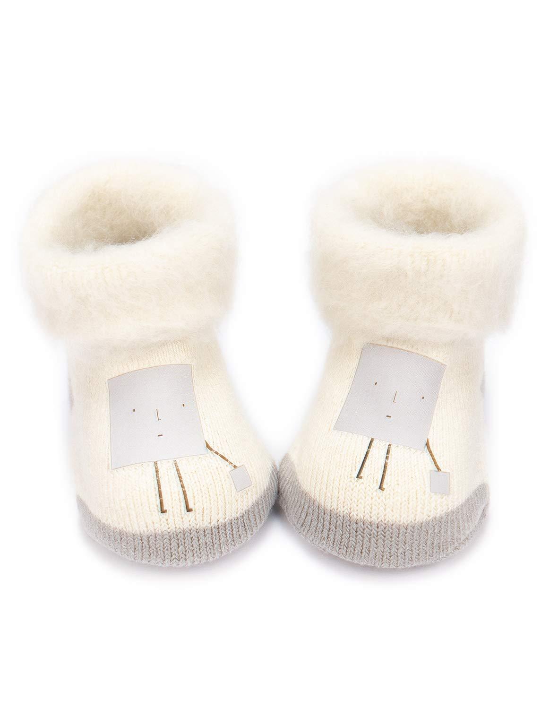 Adorel Calcetines Termicos de Felpa para Bebé Niña Lote de 6 3