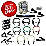 Bodylastics STRONG MAN Systems. Each system includes Our Best Quality ANTI-SNAP bands, heavy Duty Components: Anchors/Handles/Ankle Straps, and exercise training resources.