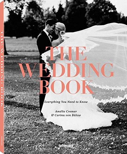 The Wedding Book (Hochzeitsplaner Buch Bräute,)