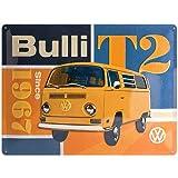 Nostalgic-Art 23204 Volkswagen - VW Bulli - T2, Blechschild 30x40 cm