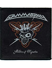 Gamma Ray - Skeletons and Majesties - Patch / Aufnäher