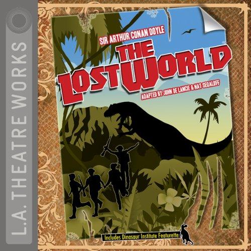The Lost World (Dramatized)  Audiolibri