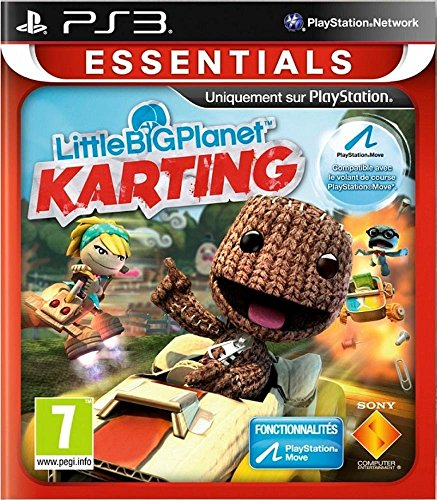 Third Party - Little big planet : Karting - essentials Occasion [ PS3 ] - 0711719241270