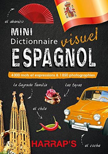 Harrap's Mini dictionnaire visuel Espagnol par Collectif