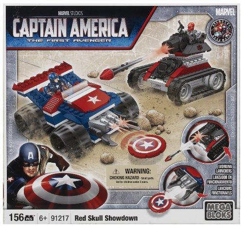 Mega Bloks - 91217U - Set construcción - Marvel -