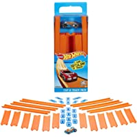 Hot Wheels 15 Feet Of Track And A Bonus Car - Multi Color
