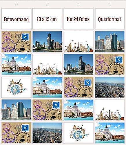 Usato, Foto tenda Foto tasche supporto foto da parete tasche usato  Spedito ovunque in Italia