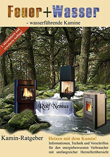 Preisvergleich Produktbild Feuer + Wasser: Wasserführende Kamine