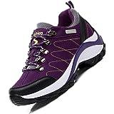 K&T Scarpe da Trekking Uomo Donna Arrampicata Scarpe da Corsa Sport All'aperto Scarpe da Escursionismo Traspiranti Sneakers