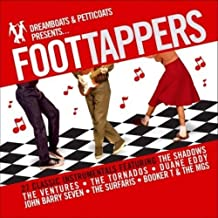 Dreamboats & Petticoats Presents: Foottappers