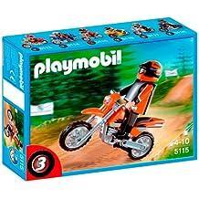 Playmobil moto cross - Moto cross playmobil ...
