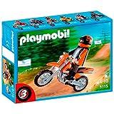 Playmobil 5115 Moto Cross Motorbike
