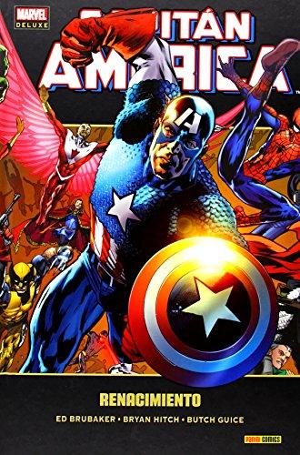 Capitán América 10: Renacimiento