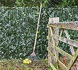 Brunnen und Mehr Sichtschutz aus PVC, Efeuhecke - 1,5m x 3m - Papillon™