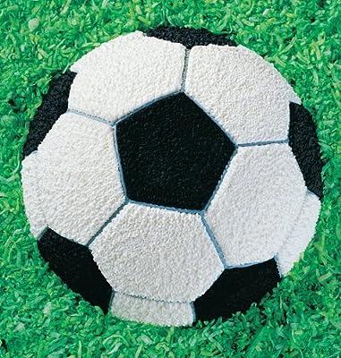 Football Shaped Cake Tin