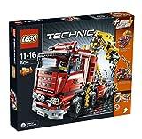 LEGO Technic 8258 - Truck mit Power-Schwenkkran - LEGO