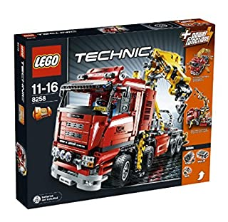 LEGO Technic 8258 - Truck mit Power-Schwenkkran (B001U3ZMKO) | Amazon price tracker / tracking, Amazon price history charts, Amazon price watches, Amazon price drop alerts