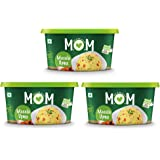 MOM Meal of the Moment Masala Upma, 57g Each (Pack of 3)