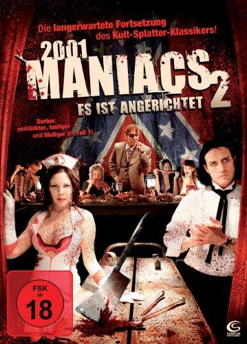 2001 Maniacs 2 - Es ist angerichtet