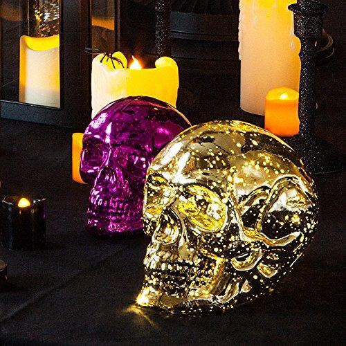 grand-crane-gothique-lumineux-en-verre-dore-a-piles-par-lights4fun