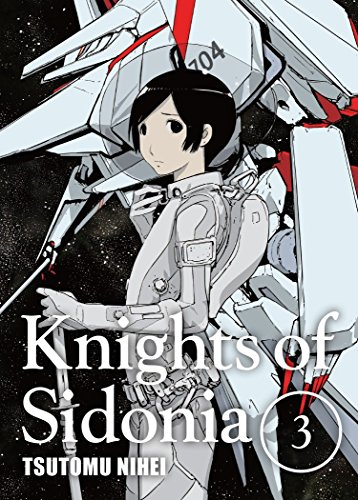 Knights Of Sidonia, Vol. 3 Cover Image