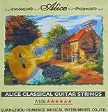 Alice Nylonsaiten, Saiten für Konzertgitarren (Standart)