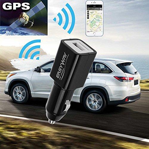 Yukong Car Tracker,Mini-Auto-Verfolger, mini bewegliches Auto-Aufladeeinheit GPRS-Lokalisierung G / M GPRS Realzeitverfolgungsvorrichtung