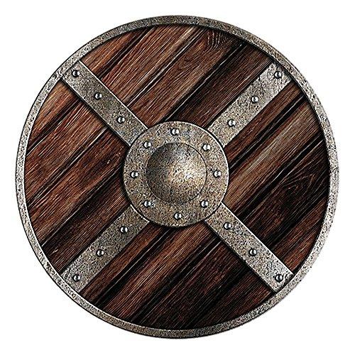 Rundschild klassisch - Holz-rundschild