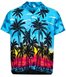 Funky Chemise Hawaienne taille 6XL, multicolore