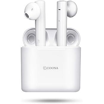 Coosa Écouteurs Bluetooth sans Fil True Wireless