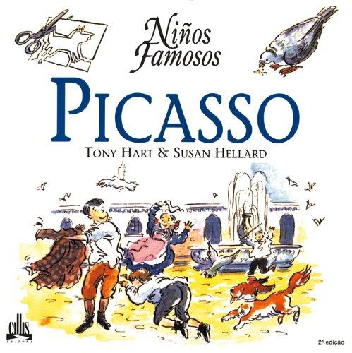 Picasso (Ninos Famosos / Famous Children) por Tony Hart