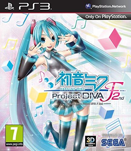 Hatsune Miku: Project Diva [Import Europa] -