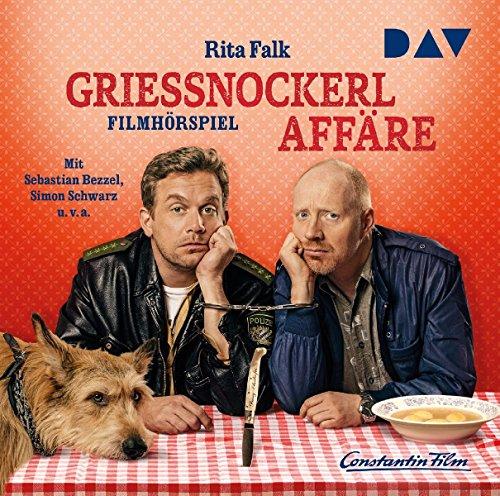 Buchcover Grießnockerlaffäre: Filmhörspiel mit Sebastian Bezzel, Lisa Maria Potthoff, Simon Schwarz u.v.a. (1 CD)