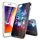FHHICCGHF iPhone 6S Plus Coque, [Transparente] Coque Arrière en Silicone Résistante...