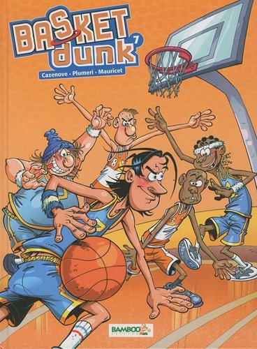 Basket Dunk, Tome 7 : 6 cartes de la famille Basket Dunk en cadeau