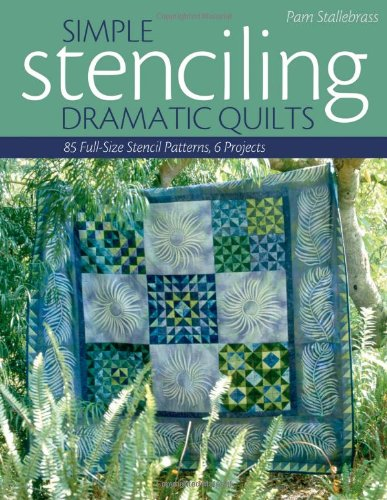 simple-stenciling-dramatic-quilts