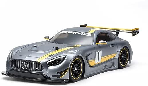 TAMIYA 58639 1:10 Mercedes AMG GT3 (TT-02