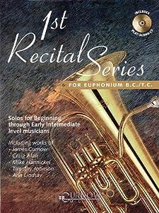First Recital Series: Euphonium B.C./T.C. (1st Recital)