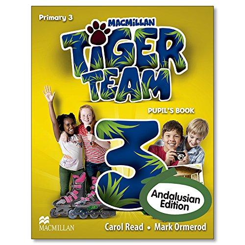 TIGER 3 Pb Andalusian (Tiger Andalucia)