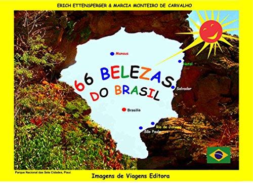 66 Belezas do Brasil (Portuguese Edition) por Erich Ettensperger