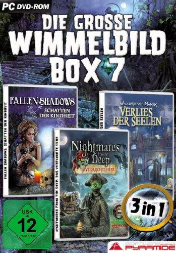 Die große Wimmelbild Box 7