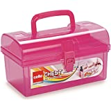 Cello Multi Purpose Plastic Storage Box, Pink