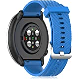 Buwico Strap Compatible for Polar Ignite Smartwatch, Silicone Watchband Replacement Band Sport Bracelet Fitness Watch…