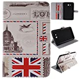 Skytar Samsung Tab3 Lite 7'' Hülle,Galaxy Tab 3 Lite t113 Cover,Slim PU Leder Schutzhülle mit Stand Tasche Hülle für Samsung Galaxy Tab 3 7.0 Lite T110 T111 T113 T116 (7 Zoll) Tablet Flip Case Cover