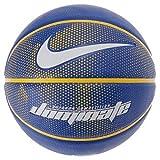 Nike Erwachsene Dominate 8P492 Basketball, Rush Blue/Amarillo/White, 5