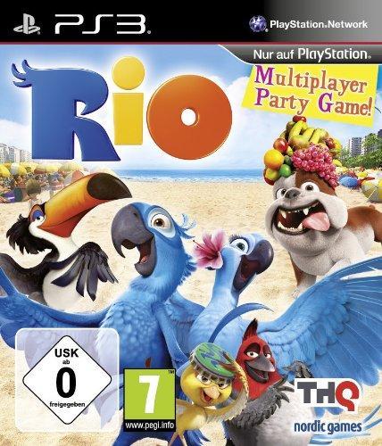 Rio - [PlayStation 3] (Rio Spiel Ps3)