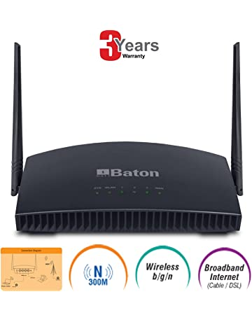 Routers: Buy Routers Online at Low Prices in India - Amazon in