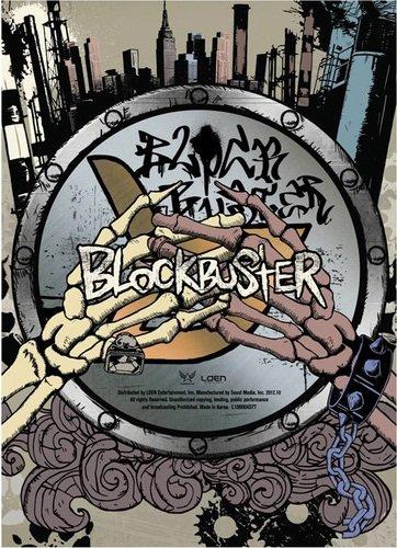 Kpop CD, BLOCK B - Blockbuster (Vol. 1) [Normal Edition] CD+FREE GIFT(Folded Poster + The Face Shop Mask Pack Sheet) (B Blockbuster Block)